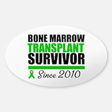 BMT Survivor 2010 Decal