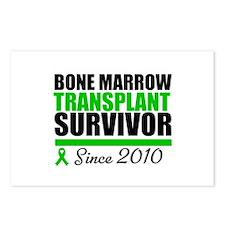 BMT Survivor 2010 Postcards (Package of 8)