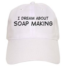 Dream about: Soap Making Baseball Cap