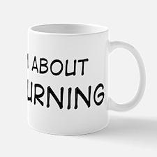 Dream about: Woodturning Mug