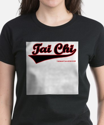 Team Tai Chi Ash Grey T-Shirt