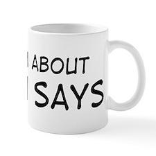Dream about: Simon Says Mug