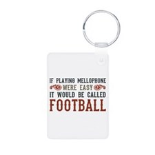 If Playing Mellophone Were Easy Keychains