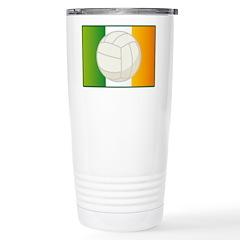 Irish Volleyball Gift Travel Mug