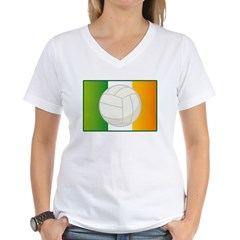 Irish Volleyball Gift Shirt
