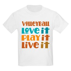 Volleyball Gift T-Shirt