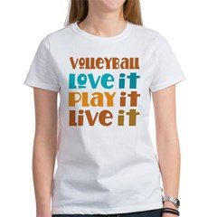 Volleyball Gift Tee