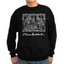 Bachelor #... Sweatshirt