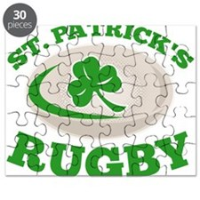 st. patrick's rugby Puzzle