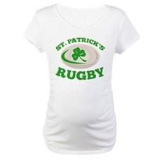 st. patrick's rugby Shirt