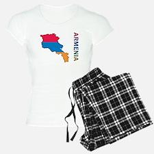 Map Of Armenia Pajamas