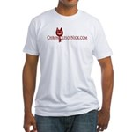 CON Anti-Bully Fitted T-Shirt