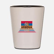 Stylish Armenia Shot Glass