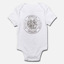 Vintage Armenia Infant Bodysuit