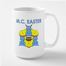 M.C. Easter Mug
