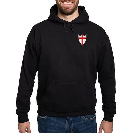 St George's cross Hoodie (dark)