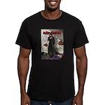 Acheron Men's Fitted T-Shirt (dark)