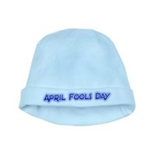 April Fools Day baby hat