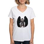 Simi Women's V-Neck T-Shirt