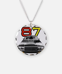 87 Grand National Necklace