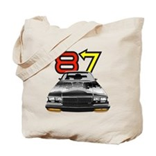 87 Grand National Tote Bag