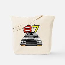 87 Grand National Tote Bag