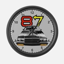 87 Grand National Large Wall Clock
