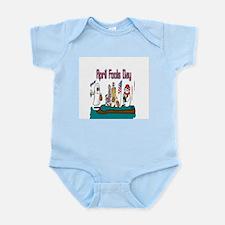 April Fools MIX UP Infant Bodysuit