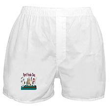 April Fools MIX UP Boxer Shorts