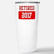 Retired 2017 (red) Mugs