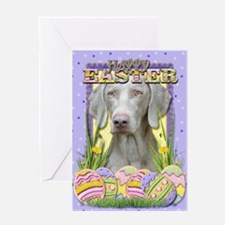 Easter Egg Cookies - Weimie Greeting Card