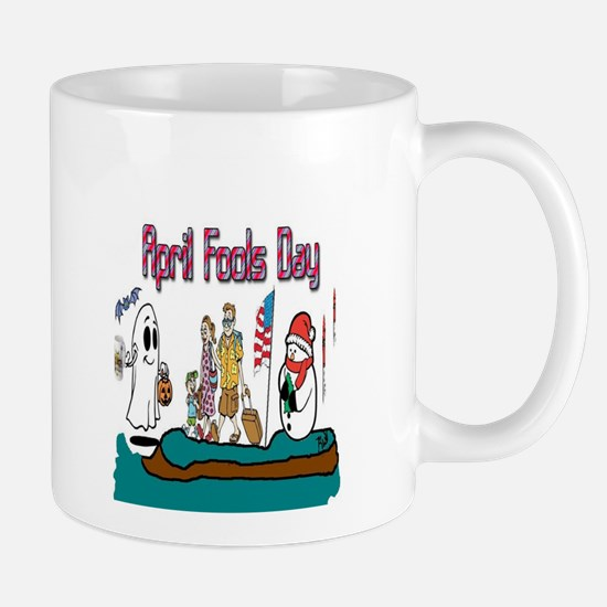 April Fools MIX UP Mug