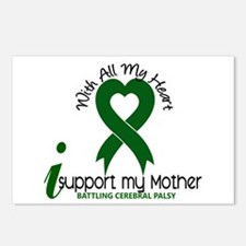 With All My Heart Cerebral Palsy Postcards (Packag