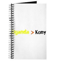 Uganga Greater Than Kony Journal