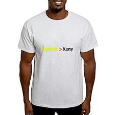Uganga Greater Than Kony T-Shirt