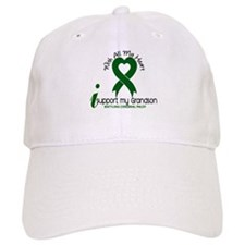With All My Heart Cerebral Palsy Baseball Cap