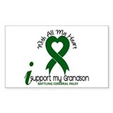 Cerebral palsy awareness Stickers
