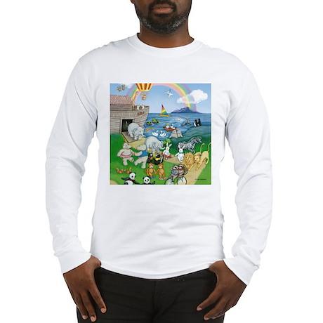 Ark Animals Long Sleeve T-Shirt