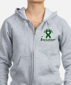 With All My Heart Cerebral Palsy Zip Hoodie