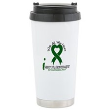 With All My Heart Cerebral Palsy Thermos Mug