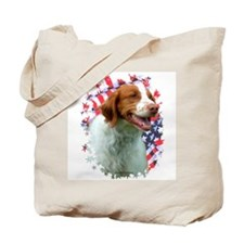 Brittany 4 Tote Bag