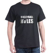 Volleyball Rules T-Shirt