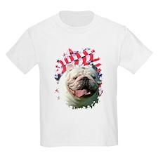 Bulldog 7 Kids T-Shirt