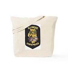 Illinois SP K9 Tote Bag