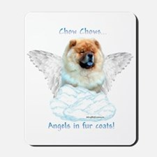 Chow 3 Mousepad