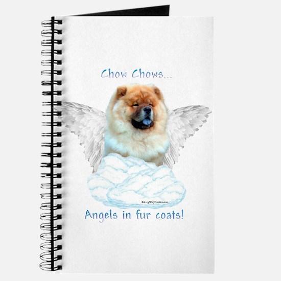 Chow 3 Journal