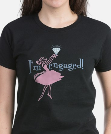 Retro Engaged Tee