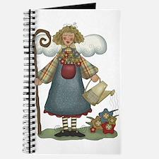 Unique Angel bear Journal