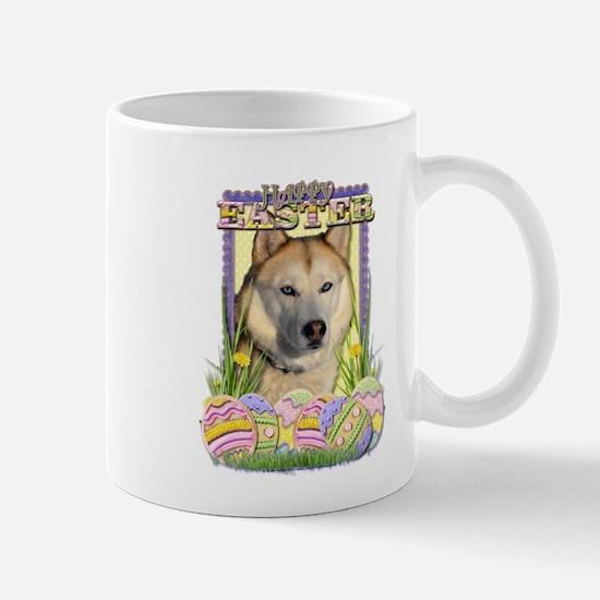 Easter Egg Cookies - Husky Mug