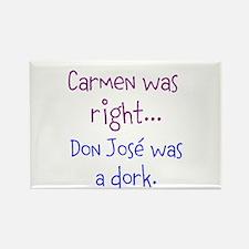 Carmen Light Magnets